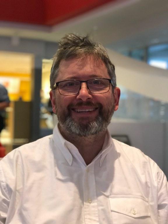 John Coupland, Ph.D.