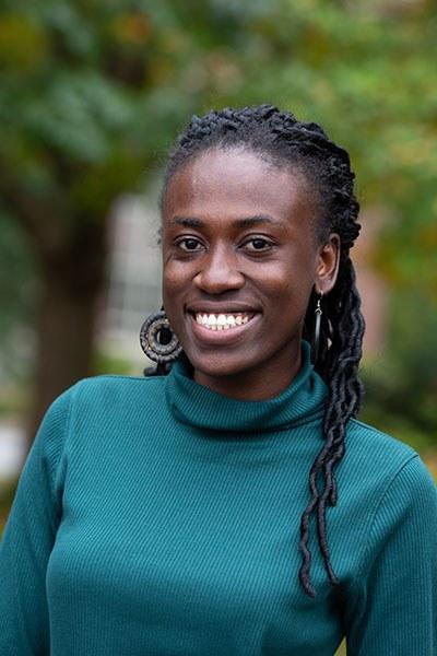Victoria Akwamaa Yeboah, Intern